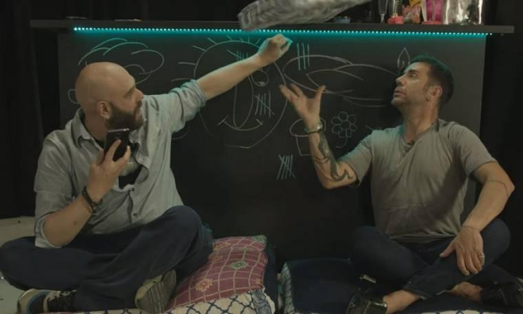 Μαζωνάκης-Κουϊνέλης: Το απρόοπτο περιστατικό σε συναυλία τους που τρόμαξε τους θεατές