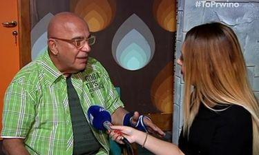 To παράπονο του Ζουγανέλη: «Δεν ξέρω γιατί η ΕΡΤ δεν προέβαλε το πόσο καλά πήγε η εκπομπή μου»