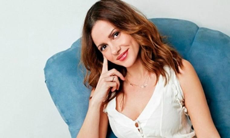 Eλένη Καρποντίνη: «Μου λείπει η τηλεόραση»