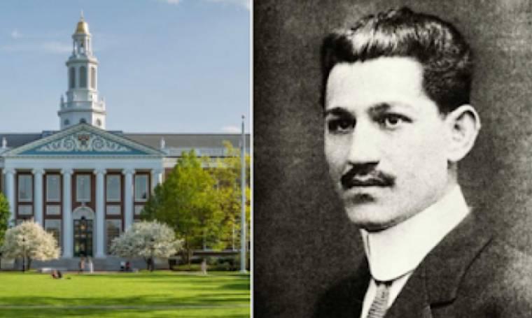 Αριστείδης Φουτρίδης: Ο νεότερος καθηγητής στην ιστορία του Χάρβαρντ ήταν Έλληνας