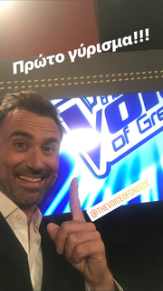 The Voice: Το πρώτο γύρισμα και το... τεχνικό πρόβλημα
