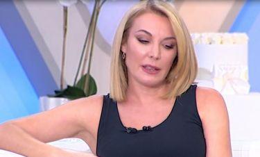 Τραγουδίστρια σοκάρει στη Στεφανίδου: «Πέρασα καρκίνο. Μου έχουν αφαιρέσει τα μισά όργανα…»