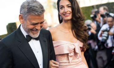 Η απίστευτη λεπτομέρεια που μάθαμε για το πρώτο ραντεβού του George Clooney με την Amal