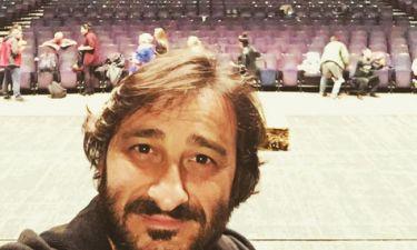 Βασίλης Χαραλαμπόπουλος: Με αφορμή τα γενέθλιά του δημοσίευσε φώτο απ' όταν ήταν μωρό - Δείτε τη