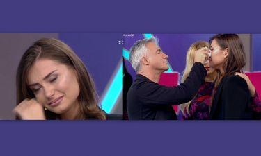 My Style Rocks: Τα κλάματα της παίκτριας και η αγκαλιά του Αργυρόπουλου