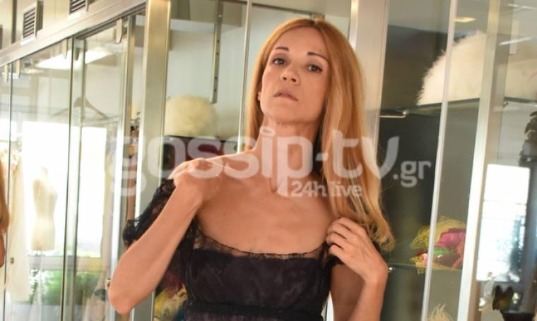 Ιωάννα Παππά: Η κουμπάρα της Λένας Παπαληγούρα κάνει πρόβα πριν το γάμο!