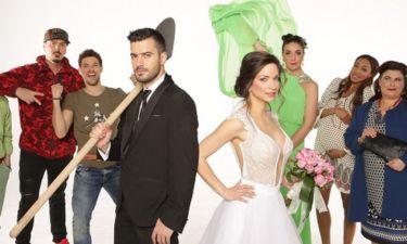 Γερονικολού- Τσιμιτσέλης: Μας αρέσει ή όχι το ζευγάρι ηθοποιών και πόσο ταιριάζουν;