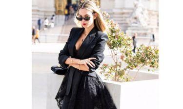 Δες τη Δούκισσα Νομικού πιο εντυπωσιακή και αδύνατη από ποτέ να περπατά στην πασαρέλα στο Παρίσι