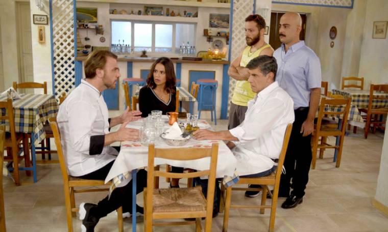 «Πέτα τη φριτέζα»: Ο Φίλιππος δέχεται στην Αθήνα μια απρόσμενη επίσκεψη