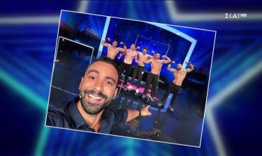 Ελλάδα έχεις ταλέντο: Εντυπωσίασαν κάνοντας street workout - Ο Σάκης έβγαλε selfie μαζί τους
