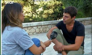 Γιώργος Λαμπαθάκης: Δεν έχει καμία σχέση με τη Φειδά πια και σε 2,5 μήνες γίνεται πατέρας