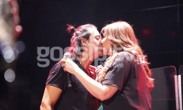 Γαρμπή – Σχοινάς: Η περιοδεία στην Αμερική και το φιλί στο στόμα