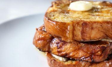 Πεντανόστιμο French Toast από τον Τσούλη