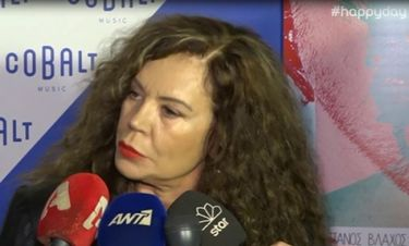 Ελένη Δήμου: Της γύρισε το μάτι και δε φαντάζεστε τι είπε στους ρεπόρτερ