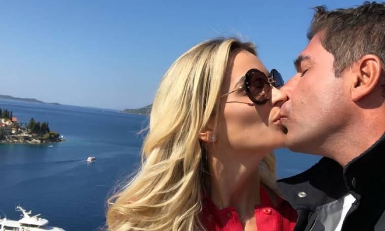 Μιράντα-Σεβέρο: Ο πρώην της Ωνάση ξεκίνησε τον μήνα του μέλιτος με τη νέα του σύζυγο!