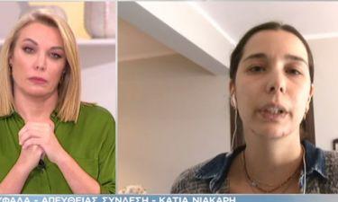 Συγκλονίζει η δημοσιογράφος της Τατιάνας που έπεσε θύμα ληστείας: «Με χτύπησε μπροστά στο παιδί μου»
