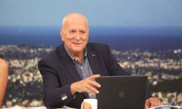 Καλημέρα Ελλάδα: Στην κορυφή της τηλεθέασης ο Γιώργος Παπαδάκης