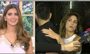 Μαίρη Συνατσάκη: Οι «bodyguards» τη φυγάδευσαν όταν ρωτήθηκε για τον χωρισμό της!