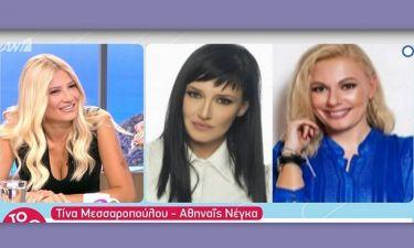 Χαμός στο Πρωινό με Νέγκα-Μεσσαροπούλου -  Η ανταλλαγή «πυρών» μέσω μηνυμάτων!