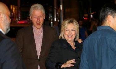 Ο Bill & η Hillary Clinton πήγαν σε συναυλία της Christina Aguilera