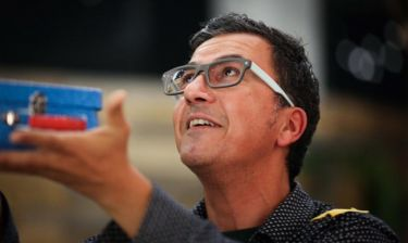 Κωστής Ζαφειράκης: Το «Απόψε Κάνεις Μπαμ» και το τηλεοπτικό του μέλλον