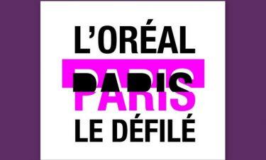 H L'Oréal Paris διοργάνωσε το πιο glam Défilé με σταρ τη Δούκισσα Νομικού!