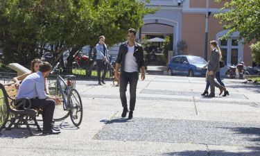 Τι έκανε τελικά ο Σάκης Ρουβάς στο κέντρο της Αθήνας;