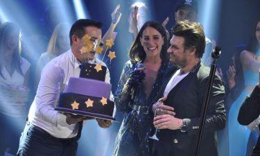 Πάνος Κιάμος: Γιόρτασε τα γενέθλιά του στην πίστα