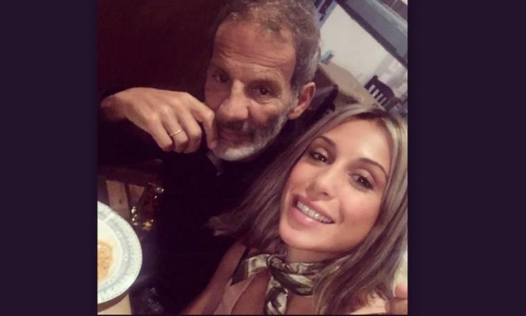 Η συνάντηση της Μαρίας Καρλάκη με τον Σταύρο Ξαρχάκο