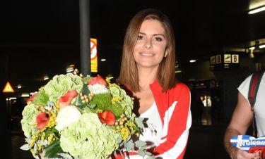 Γάμος Menounos: Η Μαρία ετοιμάζεται για νυφούλα και τσεκάρει τα τραπέζια για το γλέντι!