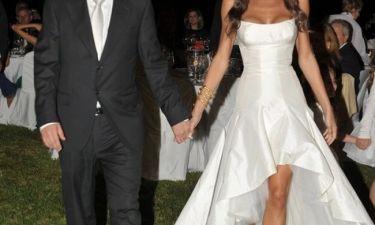 Ζευγάρι της ελληνικής σόουμπιζ γιορτάζει την έκτη επέτειο γάμου του