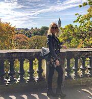 Κατερίνα Καινούργιου: Στο Λουξεμβούργο για να δει τον σύντροφό της