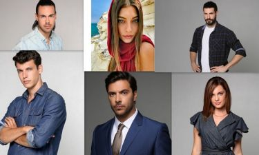 Τα νέα πρόσωπα των φετινών τηλεοπτικών σειρών