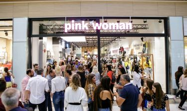 New Concept store Pink Woman @TheMallAthens