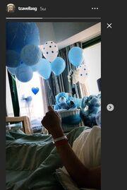 Τζαβέλλας-Πικράκη: Έγιναν γονείς! Η πρώτη φωτογραφία μέσα από το μαιευτήριο!