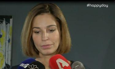 Κατερίνα Παπουτσάκη: Μιλά πρώτη φορά on camera για την δεύτερη εγκυμοσύνη της και περιμένει…