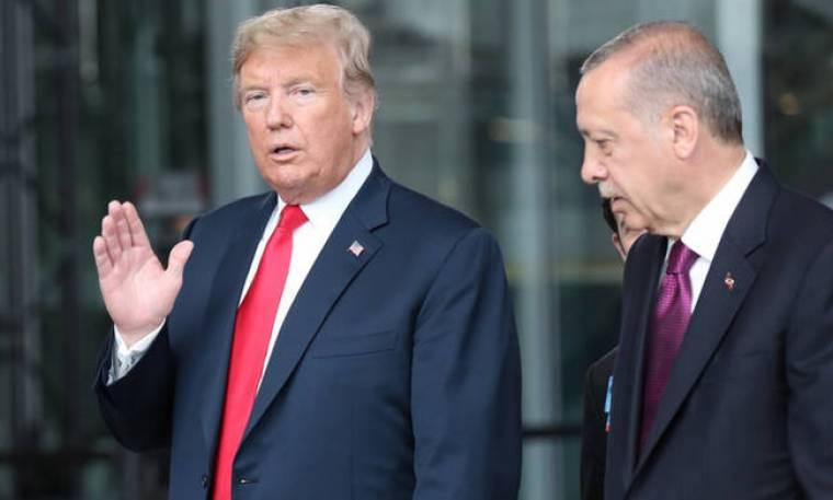 Τελεσίγραφο Τραμπ σε Ερντογάν: Ή δίνεις τον Μπράνσον ή έρχεται κόλαση