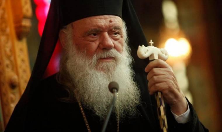 Ιερώνυμος: Αγαπάμε και σεβόμαστε τον Πατριάρχη, αλλά πιο πολύ αγαπάμε την εκκλησία και την πατρίδα