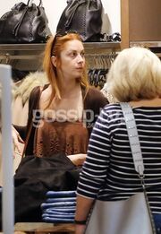Πετύχαμε την Τάμτα Μαστοράκη για ψώνια! Και... her style rocks!