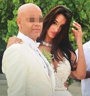 Πέταξαν έξω από τα καλλιστεία την πρώην σύζυγο του σεΐχη διοργανωτή