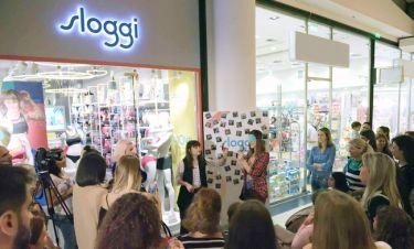 Το πρώτο κατάστημα Sloggi παγκοσμίως στη Θεσσαλονίκη