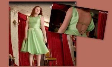 GNTM: Τελικά πώς εμφανίστηκε το κορίτσι που του έδωσαν φόρεμα που δεν κούμπωνε;