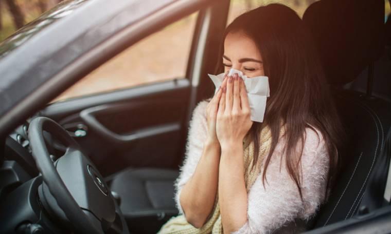 Νιώθετε ότι αρρωσταίνετε; Τα απαραίτητα βήματα για να προλάβετε το κρυολόγημα