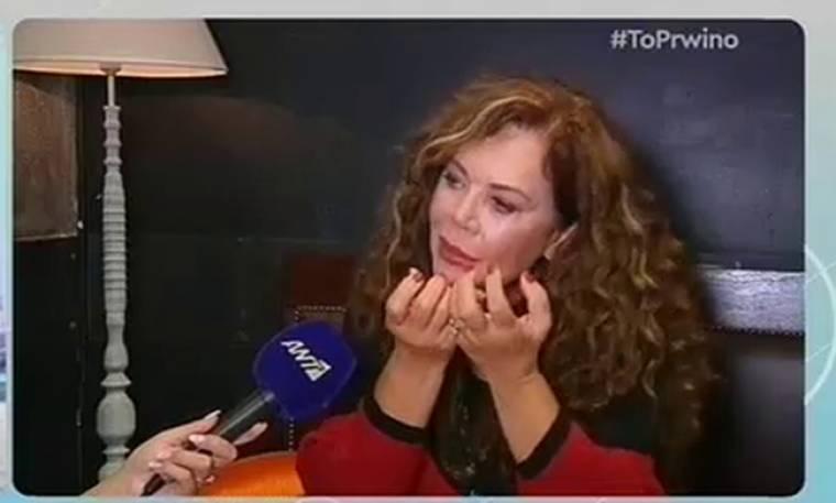 Ελένη Δήμου: «Δε θέλω να κάνω παρέα με δήθεν ανθρώπους»