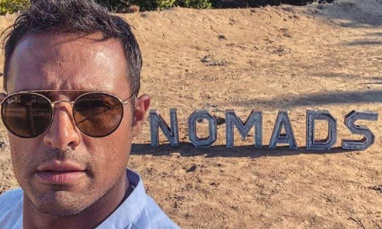 Σάββας Πούμπουρας: Το μήνυμά του στο Instagram λίγο πριν την πρεμιέρα του Nomads!