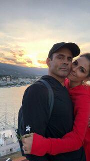 Maria Menounos-Keven Undergaro: Φωτογραφίες από το ταξίδι του μέλιτός τους στην Ιταλία!