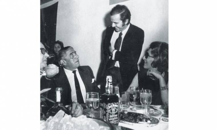 Γιάννης Τσεκλένης: Μιλάει για τη γνωριμία του με τον Αριστοτέλη Ωνάση