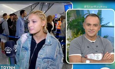 Ιωάννα Τούνη: Η απάντηση της on camera μετά την ανήθικη πρόταση των 1.400 ευρώ που δέχτηκε