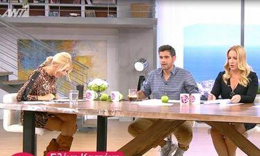 Ηθοποιός αποκάλυψε την πρόταση που είχε για πρωινό στο Mega και τη στήλη στην Ελένη, που δε δέχθηκε