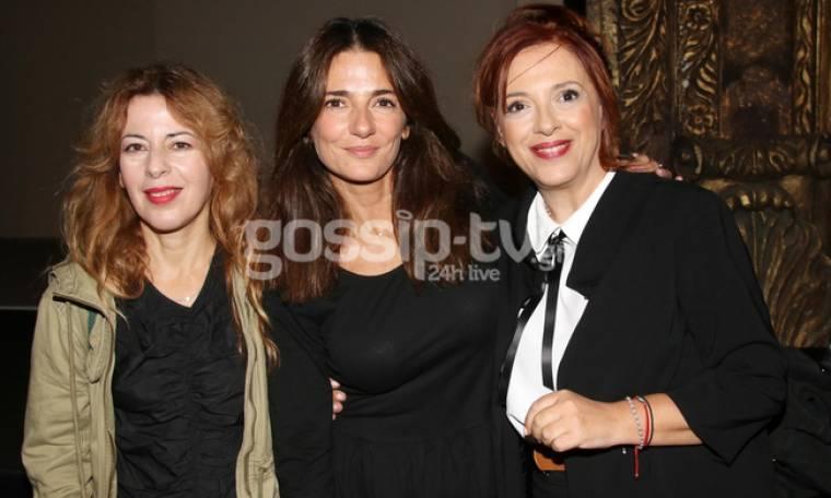 Reunion είκοσι χρόνια μετά την πρώτη τους συνεργασία στη σειρά Κωνσταντίνου και Ελένης